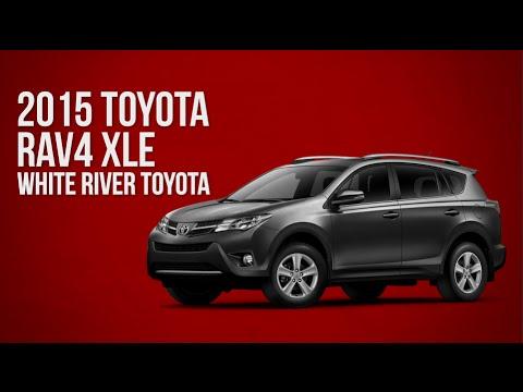 2017 Toyota Rav4 White River Nh Vt
