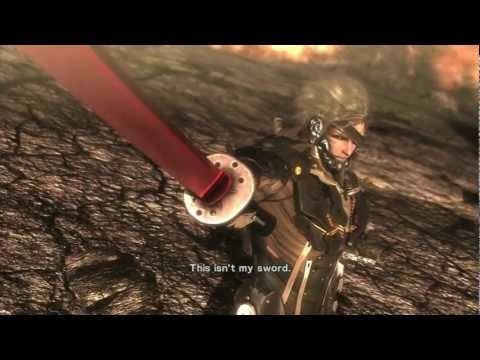 Metal Gear Rising: Revengeance - Final Boss Battle(Sen. Armstrong)