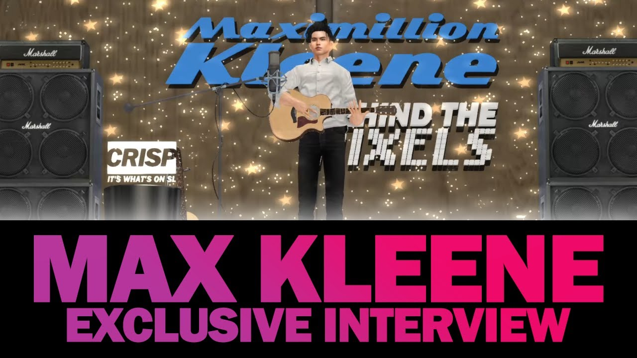 Max Kleene Interview Behind The Pixels Music Influencers Of Secondlife E1 S1 Youtube