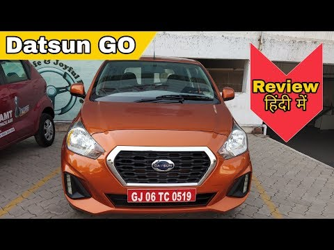 Datsun GO facelift quick Review with Drive | Jeet Patel