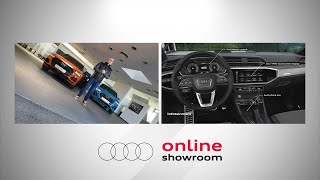 Audi Online Showroom – Audi Q3 vs. Q3 Sportback