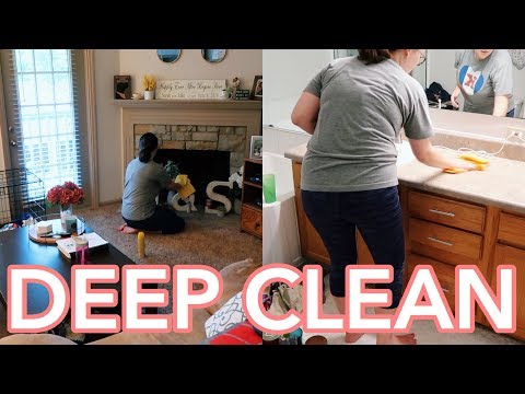 Deep Clean | Summer Clean With Me