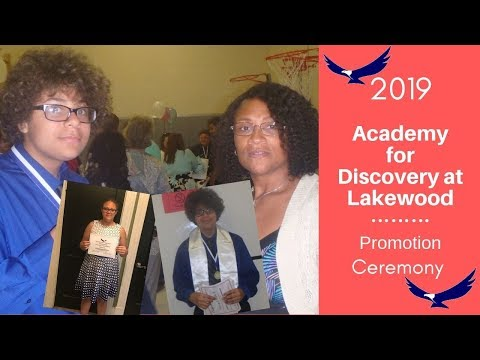 2019 Academy for Discovery at Lakewood  Promotion Ceremony