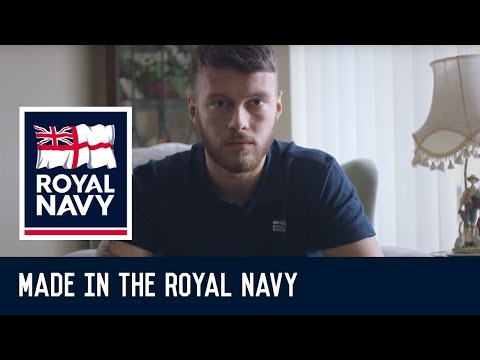 Made in the Royal Navy - Ben
