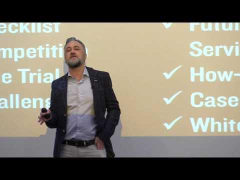 Warren Knight Keynote: Digital Marketing for CEO's