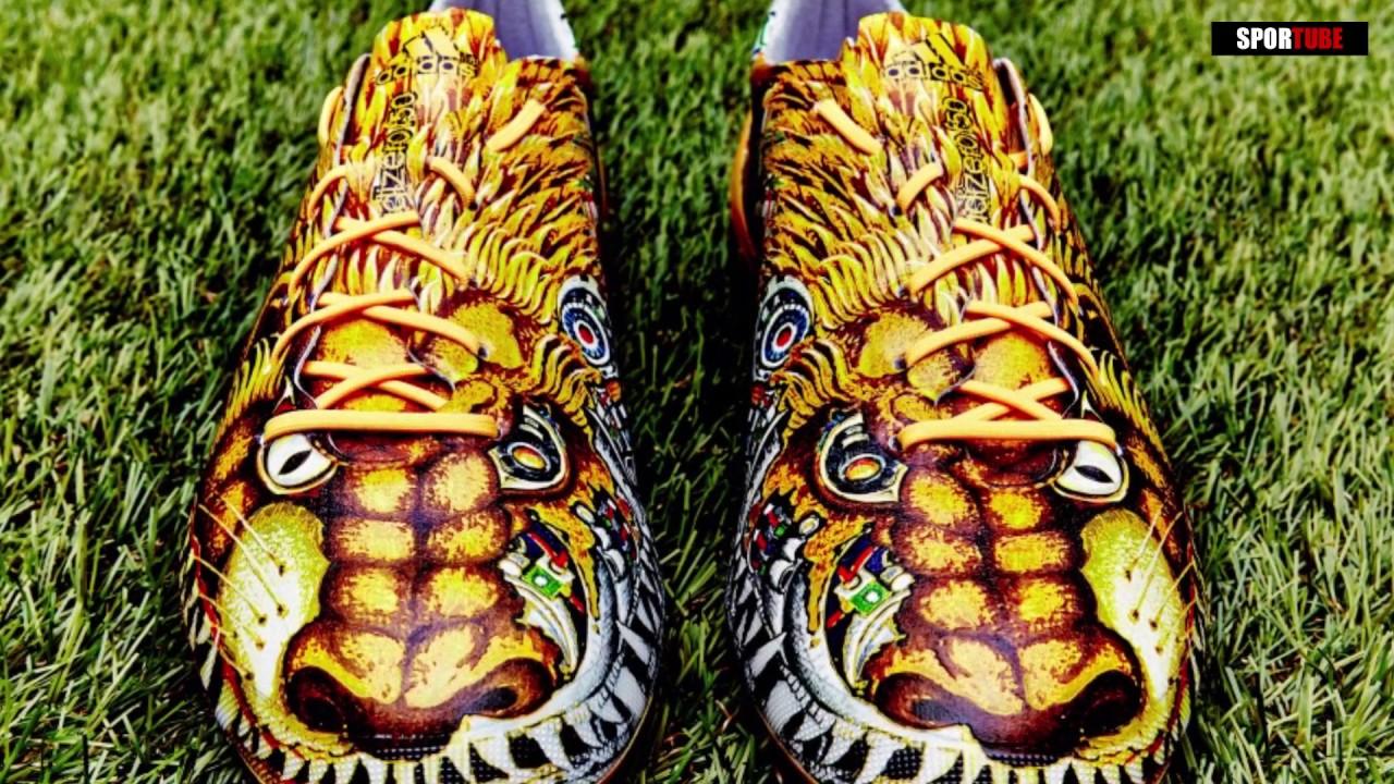 TOP 7 Zapatillas Mas FEAS en la Historia del Futbol