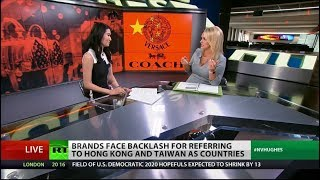 Angry Rich Asians: China lashes out at luxury brands