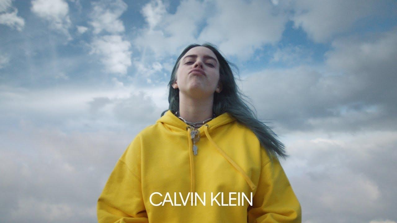 1a6aaaa56e557 Billie Eilish | CALVIN KLEIN x COACHELLA