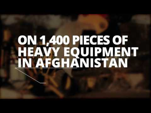 Government Waste Report: Afghan Equipment Failure