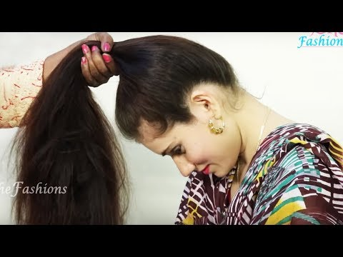 5 DIY Ponytail Hairstyle for Long Hair