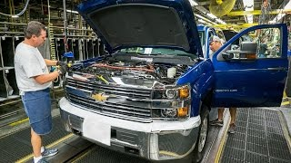 General Motors Flint Assembly Plant (Chevrolet Silverado, GMC Sierra)