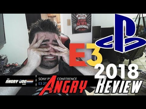 Angry Review - Sony Press Conference E3 2018!