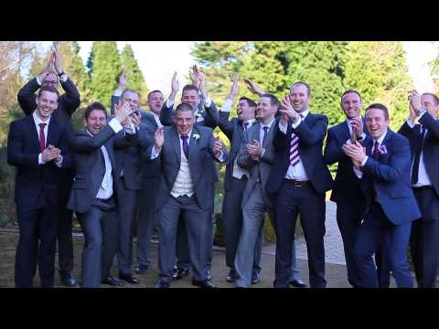 That's What Makes You Beautiful- One Direction- Gav & Debs' Wedding Marryoke OUTTAKES