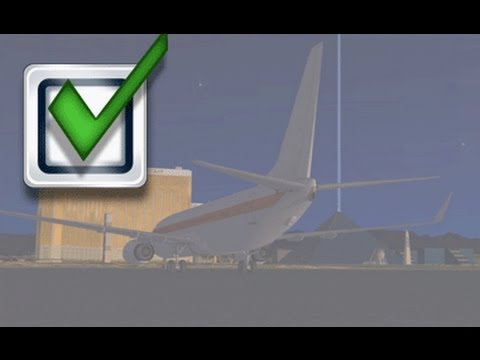 FSX Missions:  Secret Shuttle