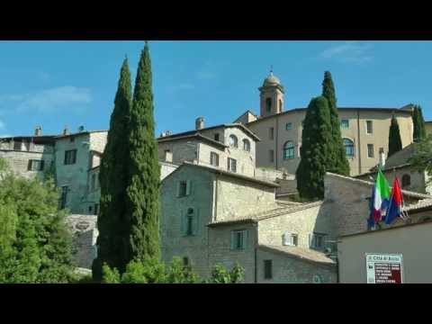 ITALY Assisi, Umbria (HD-video)