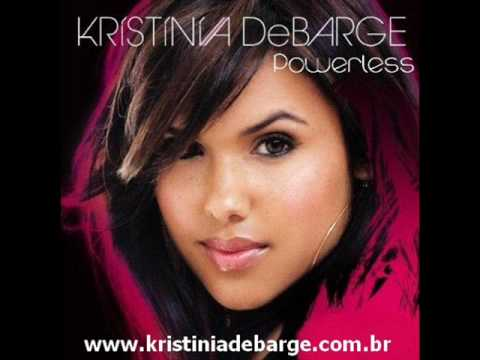 Kristinia DeBarge - Powerless