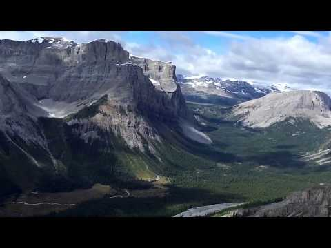 Helicopter Glacier Tour! - Canmore / Banff Alberta Canada