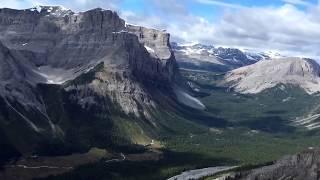 helicopter glacier tour canmore banff alberta canada