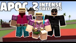 Apocalypse Rising 2 - Intense Fighting | Funny Moments (Roblox)