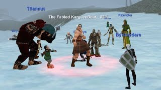 EVERQUEST -  ON THE HUNT FOR THE FABLED MONSTERS - and the awesome loot!
