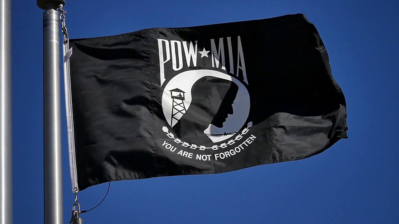 Vets object to DSHS replacing POW/MiA flag with Pride banner