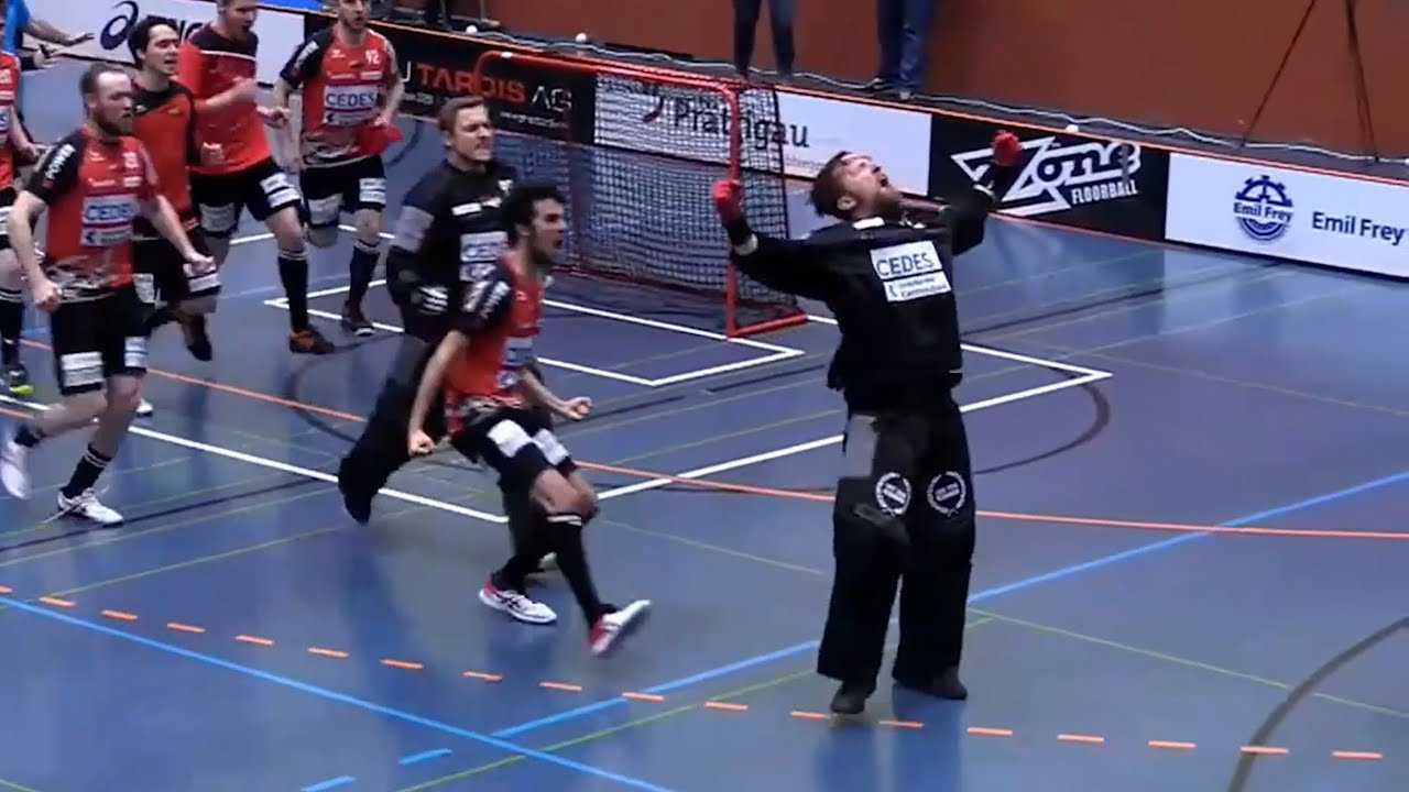 Download Penalty Shootout: UHC Alligator Malans vs Floorball Köniz (NLA Semi-Finals)