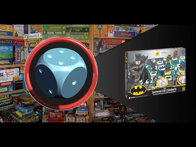 Batman em Combate - Como Jogar
