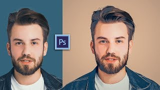 How To Make Cartoon Portrait In Photoshop CC 2019