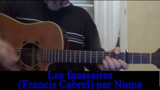 Watch Francis Cabrel Les Faussaires Live 2004 video