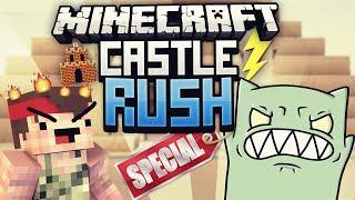 CASTLE RUSH - AUSRASTER & Mumien Special! mit Rewi | ungespielt