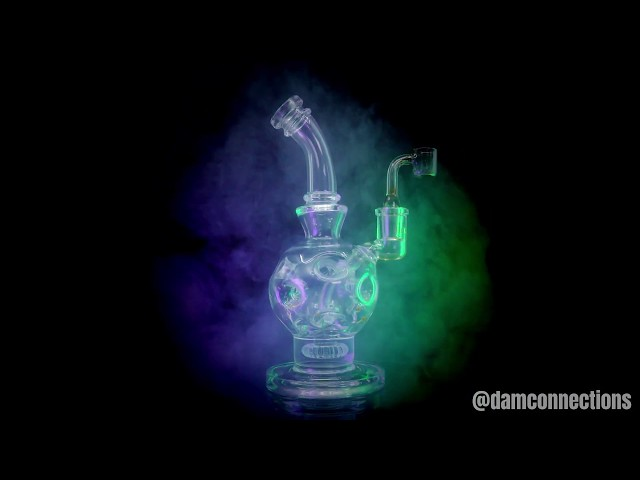 Cannabis Museum 'Bubbler' | Dam Connections