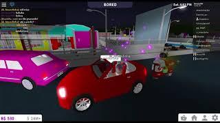 Roblox BloxBurg Uber de 1k!