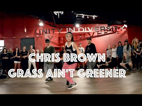 Chris Brown - Grass Ain't Greener | Hamilton Evans Choreography