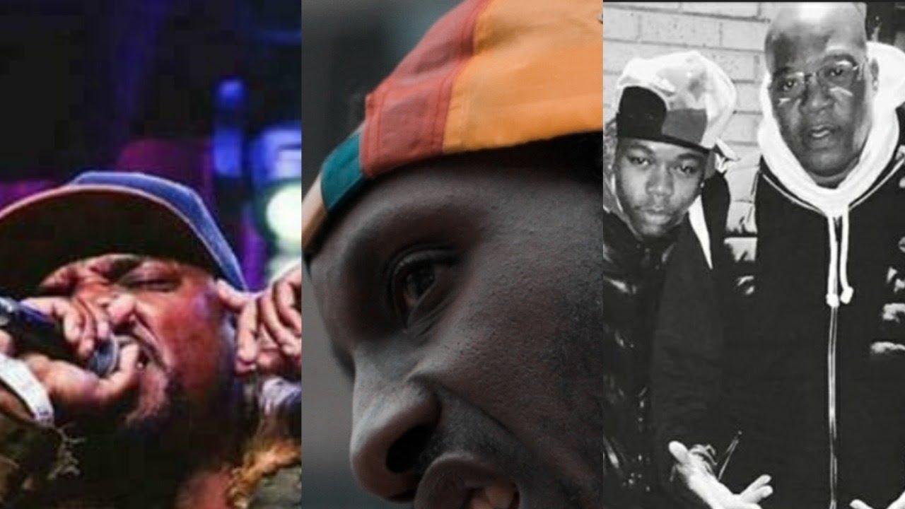 #ICT - Dell P ~ Ghetto Reese ~ Billy Danze (of M.O.P.) and his son, La Boogie