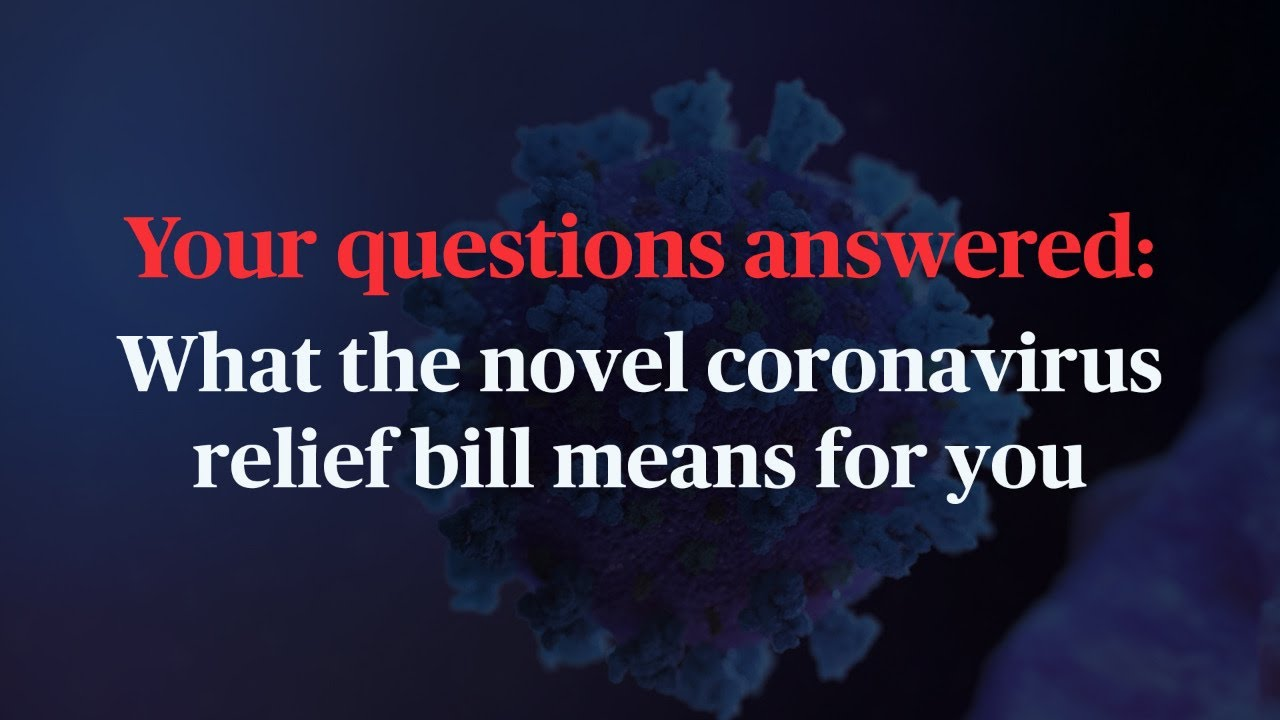 NewsHour answers your questions on the relief bill