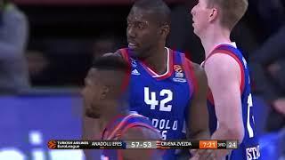 EuroLeague 17. Hafta: Anadolu Efes - Kızılyıldız