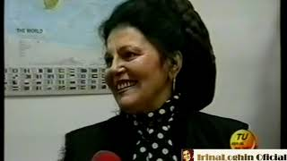 IRINA LOGHIN - Interviu exclusiv (Arad, dec.2000)