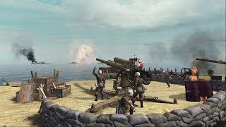 Call of Duty 2  Вторая Мировая,серия 6,Северная Африка,прохождение(Call of Duty 2. Вторая Мировая,серия 6 ,Северная Африка,прохождение,продолжаем наступление в Северной Африке..., 2016-05-12T19:18:16.000Z)