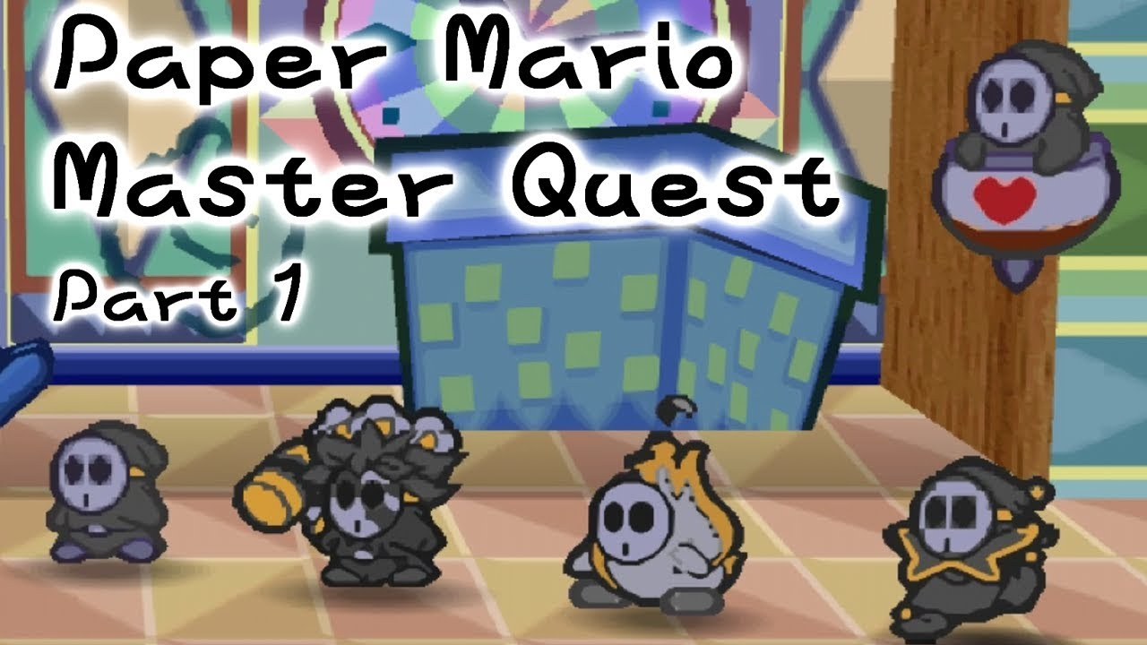 Paper Mario Master Quest: The Ultimate Challenge?