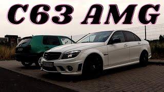 IGAZI V8 MERCI - C63 AMG BLACK SERIES PROGRAMMAL!