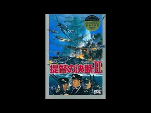 (SFC/SNES)提督の決断Ⅱ/Pacific Theater of Operations II Complete Soundtrack
