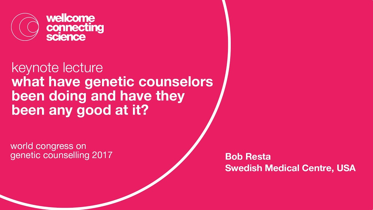 World Congress on Genetic Counselling - Wellcome Genome
