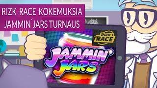 Rizk Race kokemuksia - Jammin´ Jars turnaus
