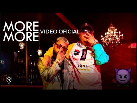 Alex Rose - More More Ft. Jory Boy (Video Oficial)