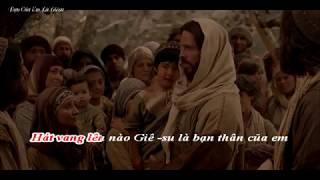 Bạn Của Em Là Giêsu
