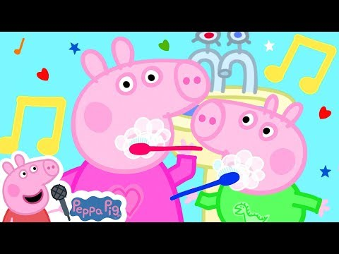 Peppa Pig Official Channel Peppa Pig S Pumpkin Competition