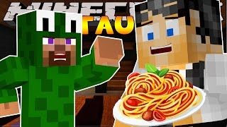 Minecraft Restaurant : SERVING ANGRY CUSTOMERS!