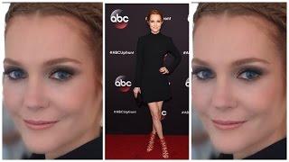 "La Estrella de ""SCANDAL"" Darby Stanchfield, Maquillaje de Ermahn Ospina usando NARS"