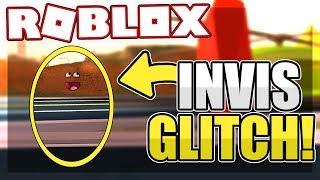 NEW FALL UPDATE INVIS GLITCH IN JAILBREAK | Roblox