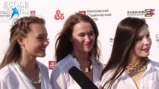 Катя Рябова. Эколь - 2013. RUSSIAN MUSICBOX